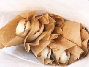 サンドイッチ,ケータリング
